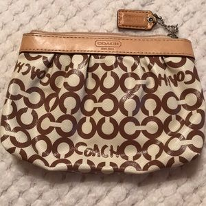 Authentic Coach Purse!